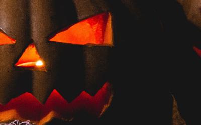 Préparer une citrouille d'Halloween