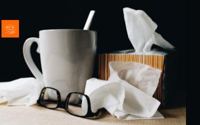 Comment désinfecter sa maison pour combattre la grippe et le rhume