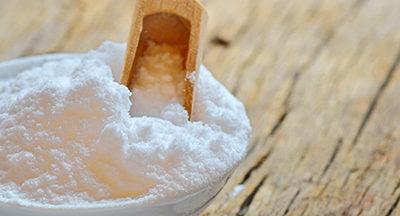 Le bicarbonate de soude produit magique!