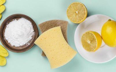 Les 7 produits de nettoyage écologiques et efficaces